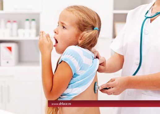 simptomele și tratamentul copiilor)