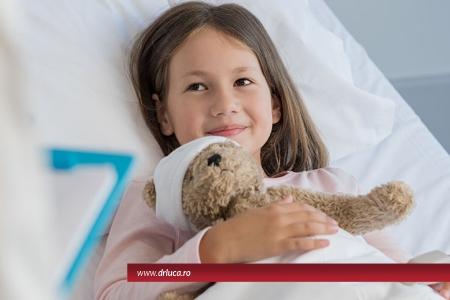 Pneumonia la copii: simptome si posibile tratamente
