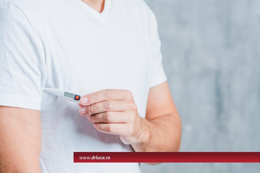 Cinci lucruri pe care trebuie să le știi despre febră!