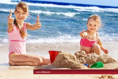 Top 5 probleme pe care cel mic le poate avea în perioada verii. La ce să fii atent?