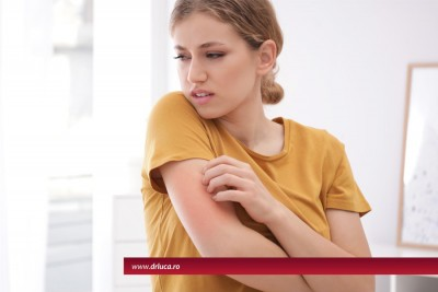 De ce apar mâncărimile de piele în perioada sezonului rece?