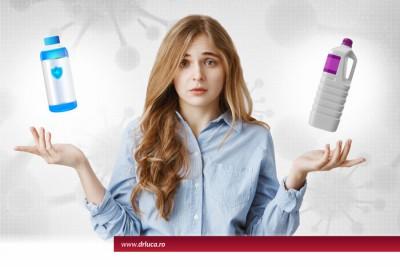 De ce remediile naturiste și gargara cu alcool sau clor sunt doar simple mituri privind prevenirea infectării cu noul coronavirus?